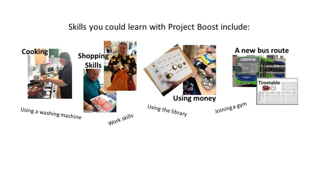 Skills SAM could teach you